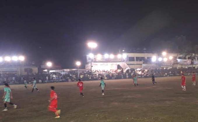 নানুপুরে বর্ণাঢ্য আয়োজনে বঙ্গবন্ধু গোল্ডকাপ ফুটবল টুর্নামেন্টের ফাইনাল খেলা সম্পন্ন।