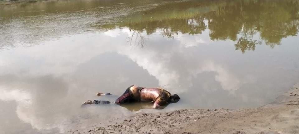কমলগঞ্জের ধলাই নদী থেকে চা-শ্রমিকের লাশ উদ্ধার