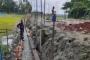 জীবন ঝুঁকিকে তুচ্ছ করে করোনার নমুনা সংগ্রহে ব্যস্ত কমলগঞ্জের করোনা যুদ্ধারা