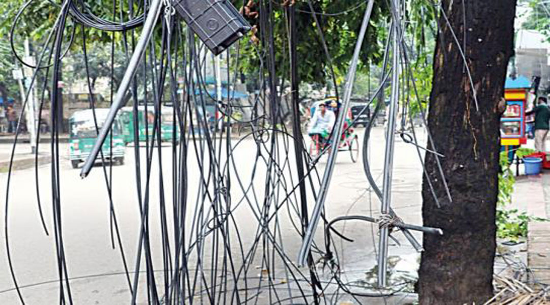 রোববার থেকে প্রতিদিন ৩ ঘণ্টা ইন্টারনেট ও ক্যাবল টিভিসেবা বন্ধ থাকবে